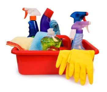 تنظيف المنازل والمكاتب