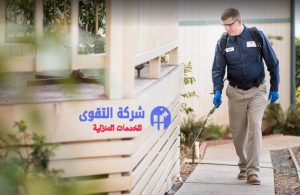 رش مبيدات بشمال الرياض