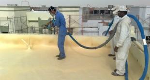 شركة عزل فوم بالرياض افضل شركات عزل الاسطح بالفوم الحراري المنازل المباني