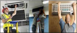 شركة تنظيف مكيفات اسبلت مكيفات شباك