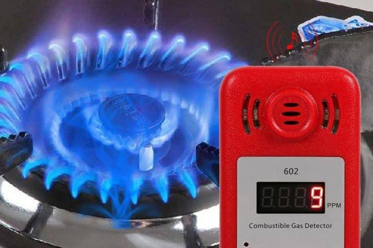 بيع وتركيب أجهزة تسرب الغاز للمنازل والشركات